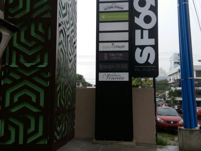 SF69 Plaza