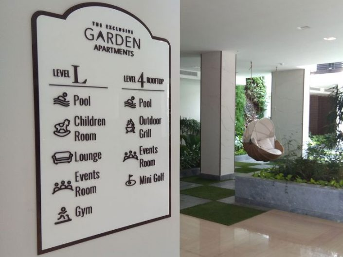 The Exclusive Garden Apartments